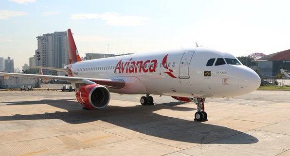Airbus A320 de Avianca Brasil / Avianca