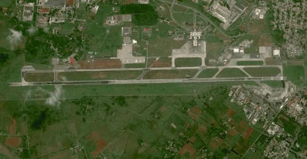 Aeropuerto de La Habana / Google Earth