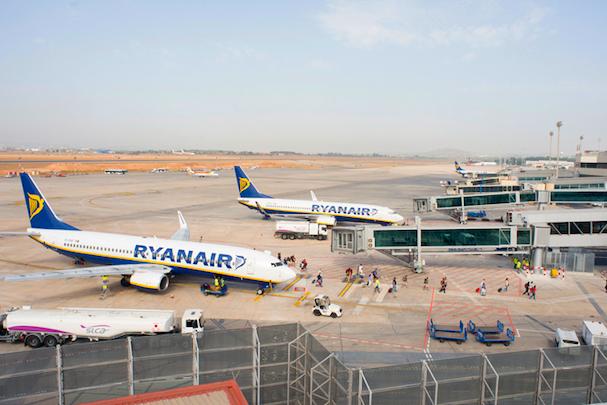 Aeropuerto de Valencia / Aena