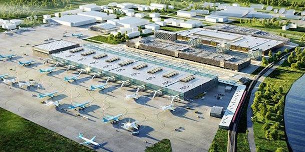 Aeropuerto Moscú-Ramenskoye