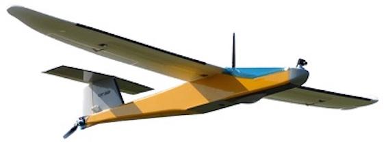 Atmos 7, uno de los drones de Catuav