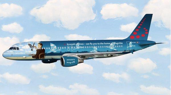 Imagen del A320 (OO-SNC)