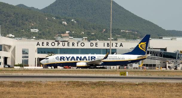 Aeropuerto de Ibiza / Aena