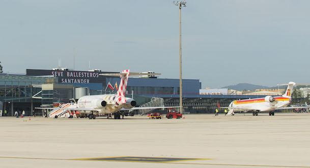 Aeropuerto de Santander / Aena