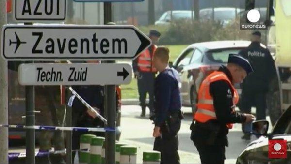 Captura de pantalla vídeo de Euronews