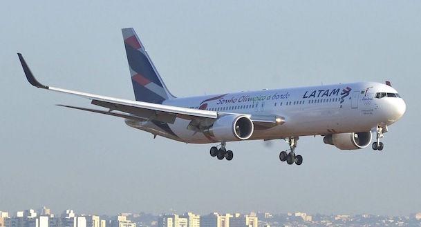 Boeing 767 de LATAM / Wikipedia