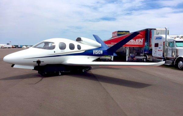 Cirrus SF50 Vision Jet