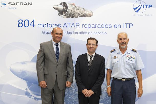 José Luis Zubeldia; Laurent Rodier; MALOG Orea / ITP