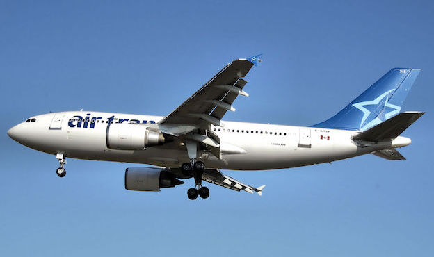 A310 de Air Transat / Wikipedia