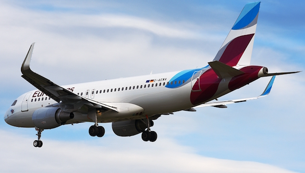 A320 de Eurowings / Adolfo Malet