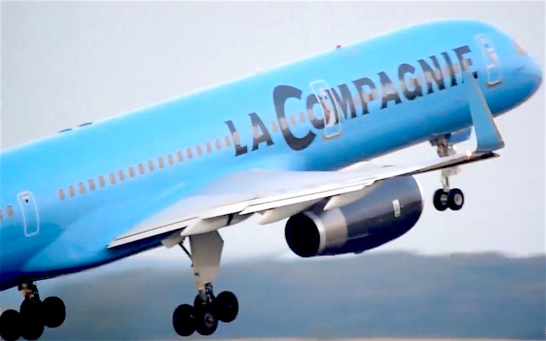 Boeing 757-200 de La Compagnie