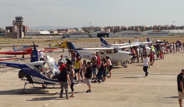 Aeronaves del Aeroclub Barcelona Sabadell / AeroBCN.com