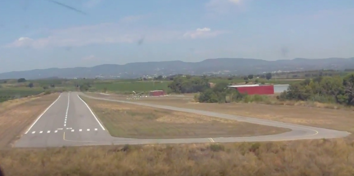 Aeródromo de Avinyonet del Penedés