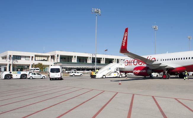 Aeropuerto de Jeez / Aena