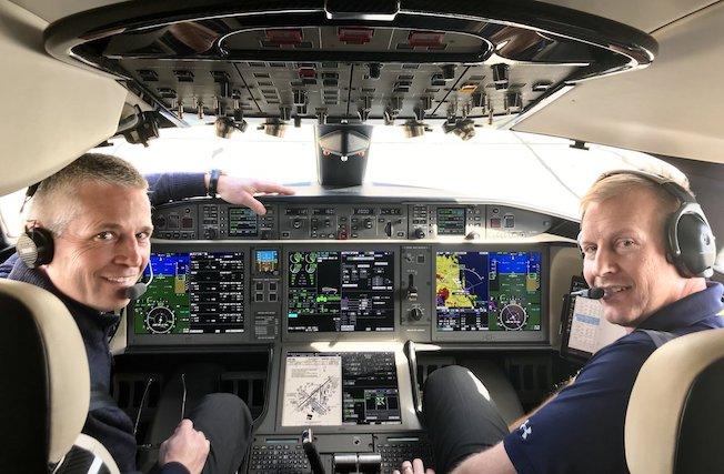 Bombardier's Global 7500 aircraft breaks key speed record between